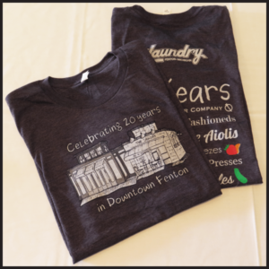 Laundry 20th Anniversary T-Shirt
